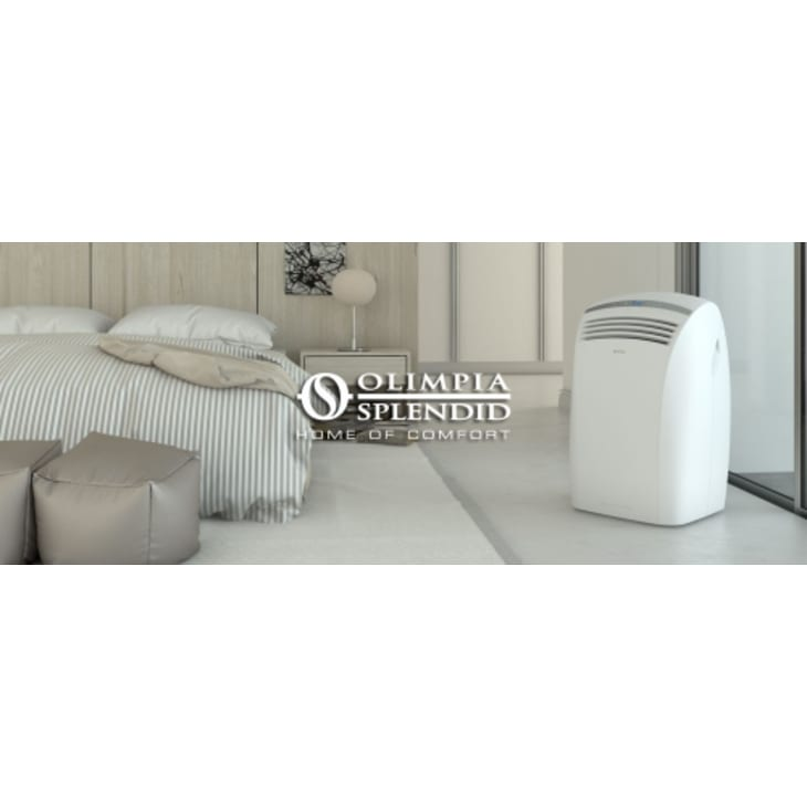 Ellisse Heat Pump Portable Air Conditioner - New Stock Due Mid October