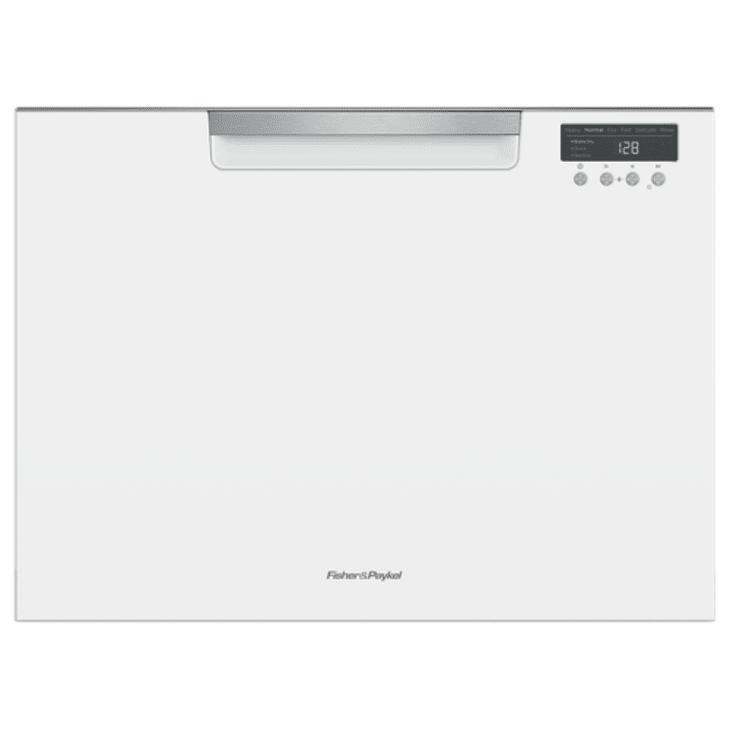 Fisher & Paykel White Single Dishdrawer