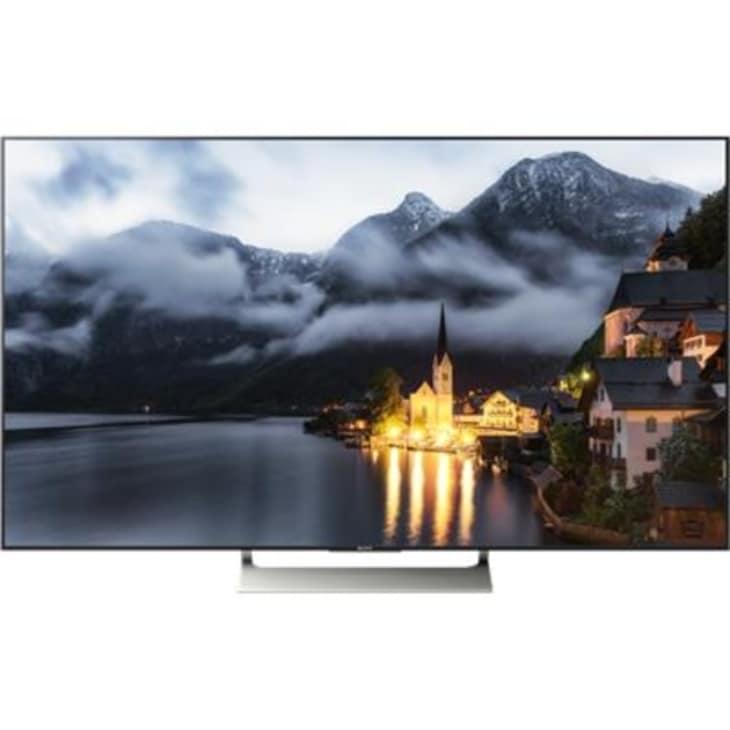 "Sony 55"" 4K Ultra HD LED-LCD TV"
