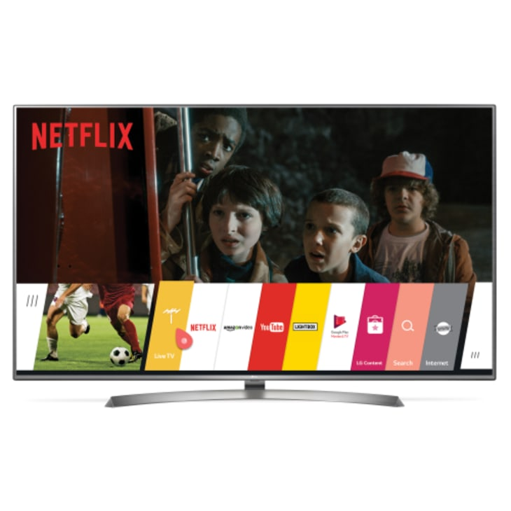 """LG 60"""" 4K Ultra HD LED Smart TV"""