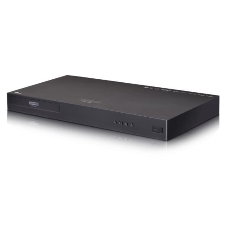 LG 4K UHD Blu-ray Player
