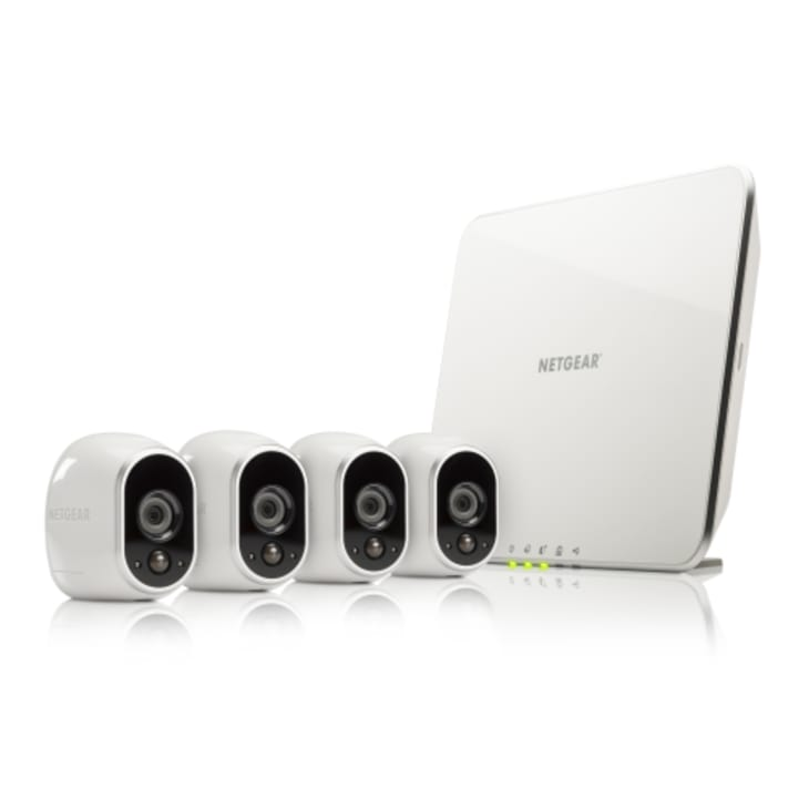 Netgear Arlo Smart Home Security System