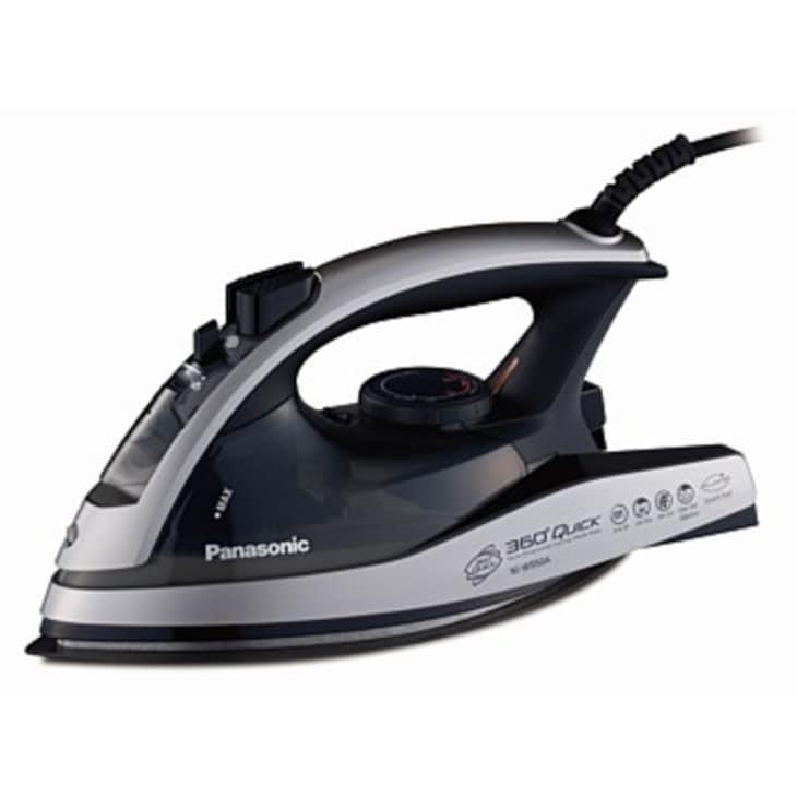 Panasonic 360 Quick Electric Steam Iron
