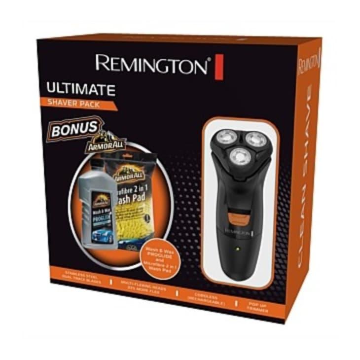 Remington Ultimate Shaver Pack