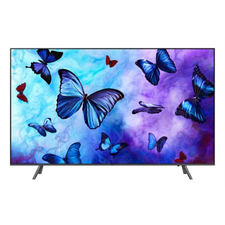 "Samsung 55"" 4K QLED Smart TV Dual Tuner"