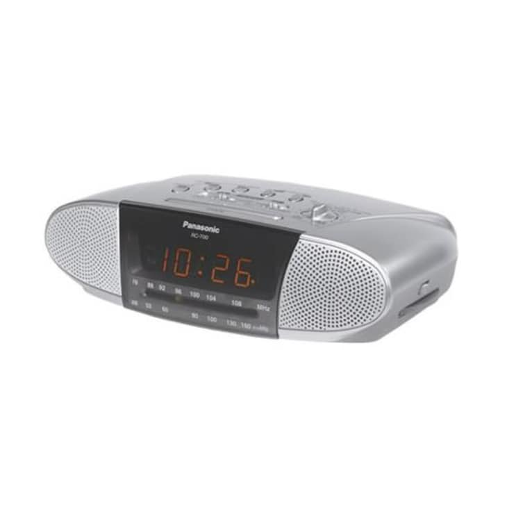 Panasonic RC700GN-S Alarm Clock Radio