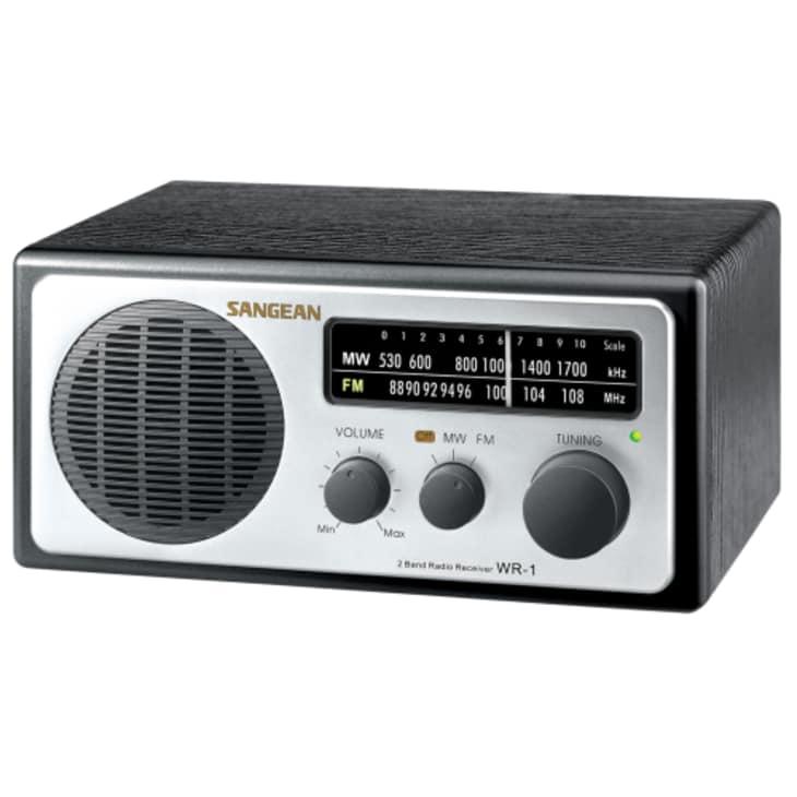 Sangean Table Top Radio