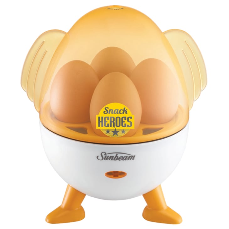 Sunbeam Snack Heroes Egg Cooker