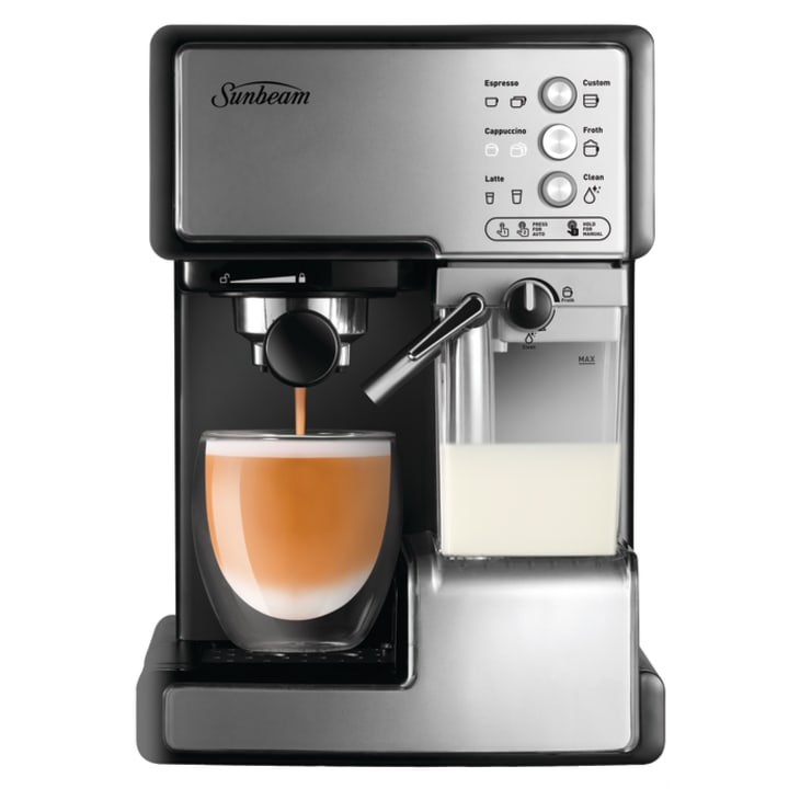 Sunbeam Cafe Barista Coffee Machine