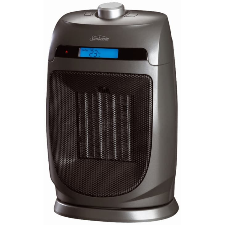 Sunbeam Compact Oscillating Ceramic Heater - Botany Store Only