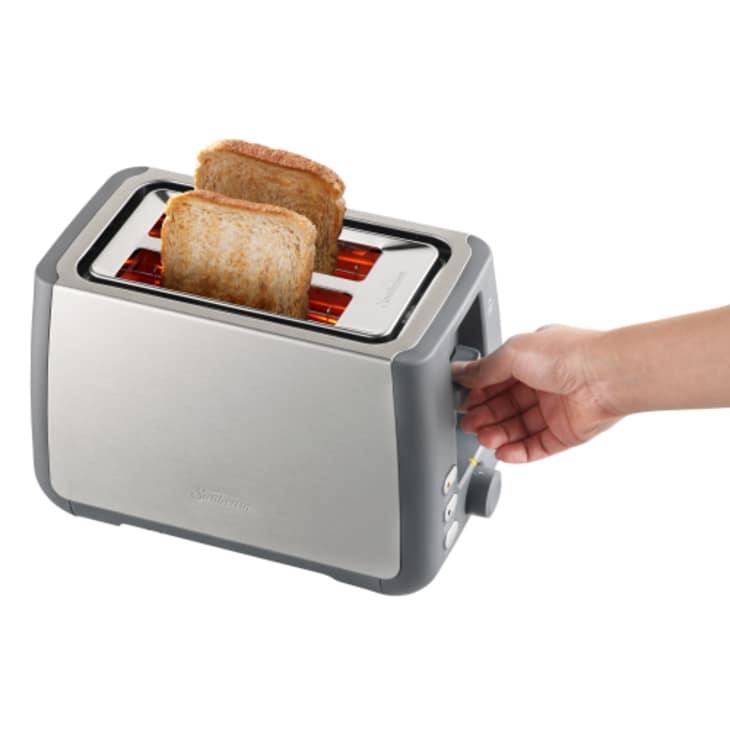 Sunbeam Long Slot 2 Slice Toaster