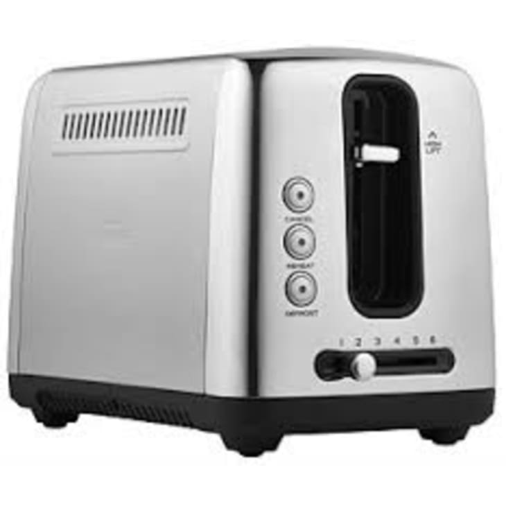 Sunbeam Simply Stylish 2 Slice Toaster - Stainless - Botany & Homezone Stores Only