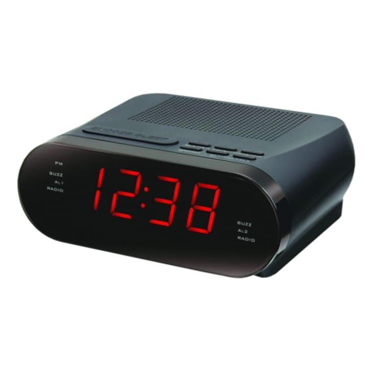 Teac Alarm Clock Radio