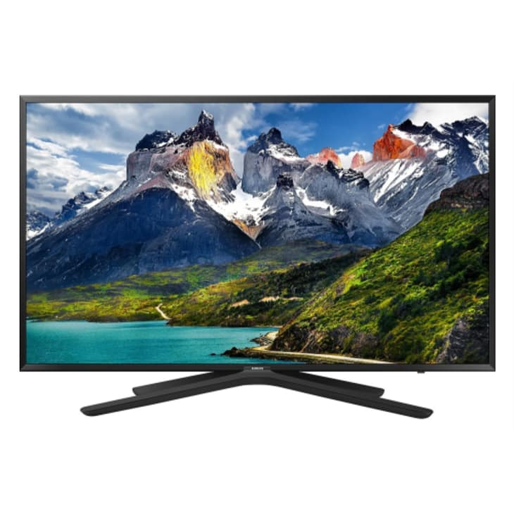 "Samsung 43"" Full HD Smart TV Dual Tuner"