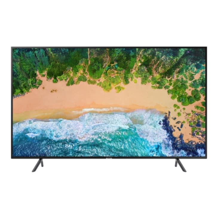 "Samsung 75"" 4K UHD Smart TV Dual Tuner + BONUS GIFT CARD"