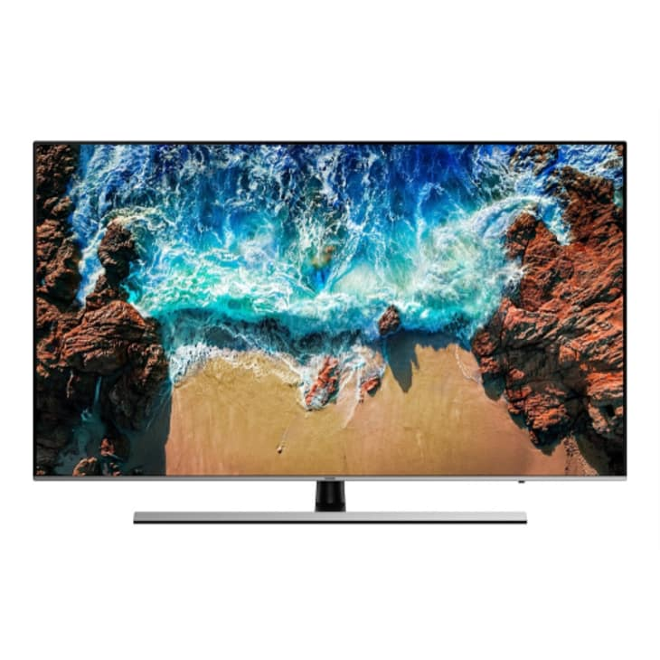 "Samsung 5 Samsung 55"" 4K UHD Smart TV Dual Tuner"