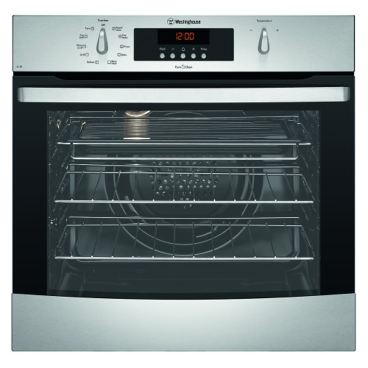 Westinghouse Built-In Multifunction Single PyroClean Oven