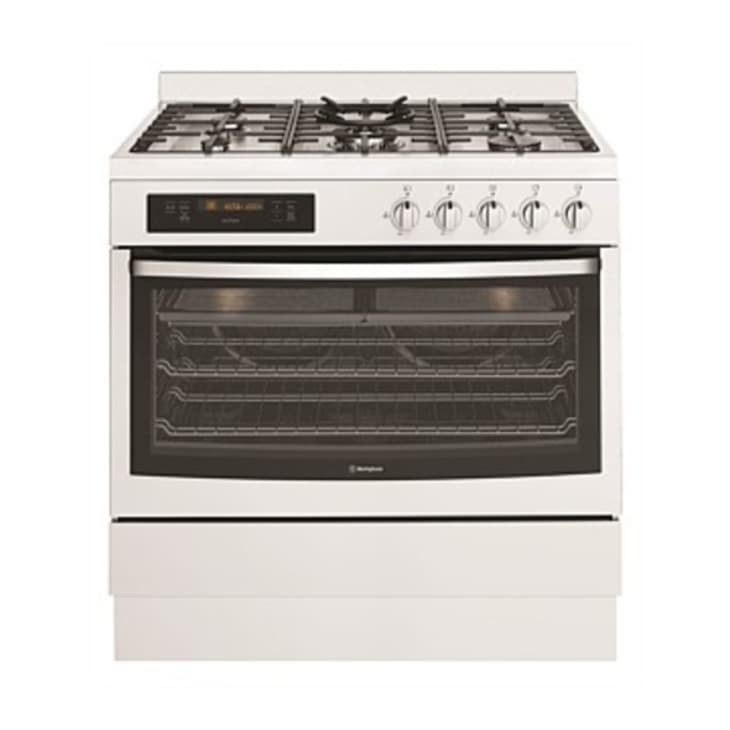 Westinghouse Freestanding Pyrolytic Oven with Gas Cooktop