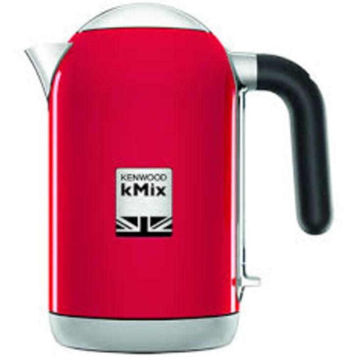 Kenwood kMix Red Kettle