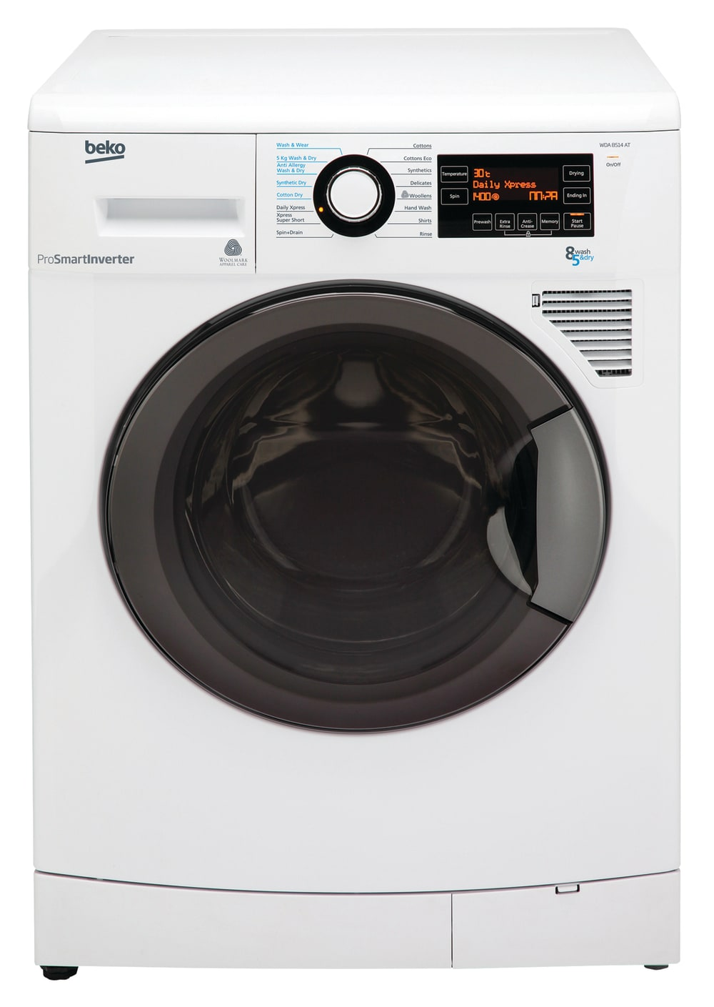 Beko Combo 8kg Washer and 5kg Condensing Dryer