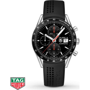 Tag Heuer Mens Watch Carrera Chronograph cv201akft6040 Mens
