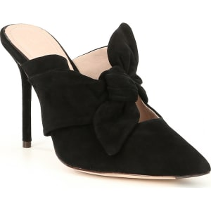 AD & Daughters McMahene Knotted Dress Mules lTpygT6