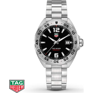 Tag Heuer Mens Watch Formula 1 Waz1112ba0875 Mens Watches from