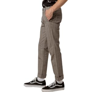 7874e4c97 RSQ LONDON RIGID PLAID SKINNY CHINO PANTS from Tilly's .