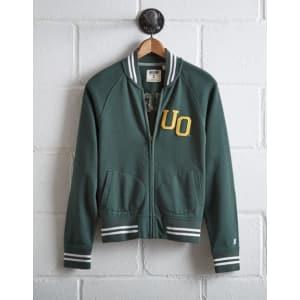 Tailgate Women's Oregon Bomber Jacket