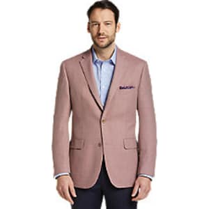 dabba79170e Signature Collection Tailored Fit Textured Weave Sportcoat CLEARANCE ...