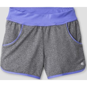 8948edbb88d1 Girls  Knit Shorts with Pockets - C9 Champion Hardware Gray XL ...