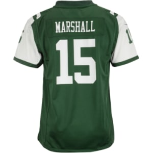 best service a9f97 f3f2c Nike Kids' Brandon Marhsall New York Jets Game Jersey, Big Boys (8-20)