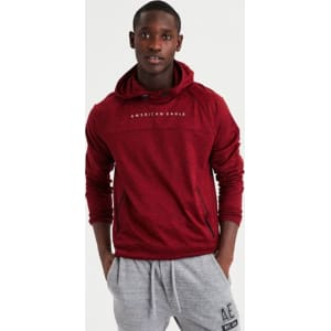 cd6816db789 AE Reflective Popover Hoodie from American Eagle Outfitters.