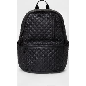 Women s Quilted Dome Backpack - Mossimo Supply Co. Black from Target. 1a7d4c0872ec2