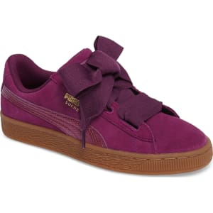 c973be746a0e Girl s Puma Suede Heart Jr Sneaker from Nordstrom.