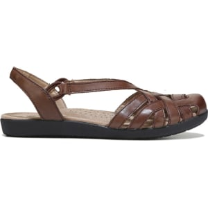 c92e13926ffd Earth Origins Women s Nellie Sandals (Brown) from Famous Footwear.