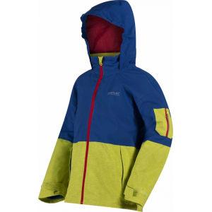 f7ca09e9d053 Regatta - Kids Blue  Hydrate  3-In-1 Waterproof Jacket from Debenhams.