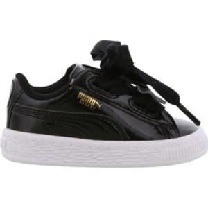 innovative design b7390 a7f0c Puma Basket Heart ''Glam Pack'' - Baby Shoes