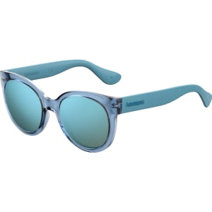 4ab087dbb2 Havaianas Noronha Sunglasses Blue Splash - Eyewear from Havaianas.