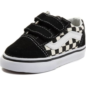 Toddler Vans Old Skool V Chex Skate Shoe from Journeys. 15b0f4150