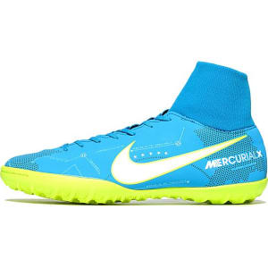 b1f837700dc Nike Mercurial Victory Dynamic Fit Neymar Turf - Blue Green - Mens ...