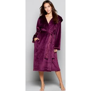 B By Ted Baker Purple Dressing Gown From Debenhams