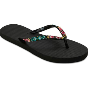 1687cf4409819b Women s Letty Flip Flop Sandals - Mossimo Supply Co. Black M from ...