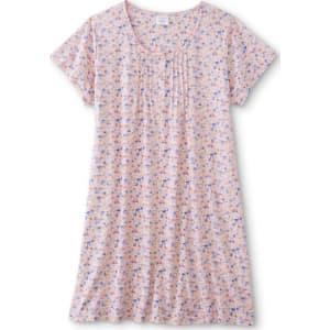 e195ab01ae Plus Size Fundamentals Women s Plus Nightgown - Floral