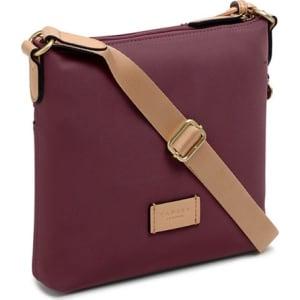 1fc95d46d1 Radley - Pocket Essentials Pink Small Zip-Top Cross Body Bag from ...