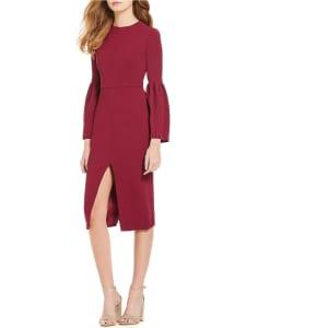 d85452bd4b9 Jill Jill Stuart Bell-Sleeve Midi Dress from Dillard s.