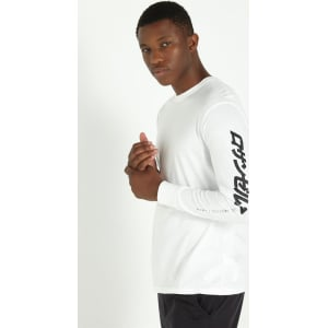 37918faeedbbeb Cotton on Men - Tbar Long Sleeve - White/Los Angeles/Japan from ...