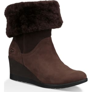 4c2bf986aaae Ugg Edelina Wedge Mid Waterproof Cold Weather Boots from Dillard s.
