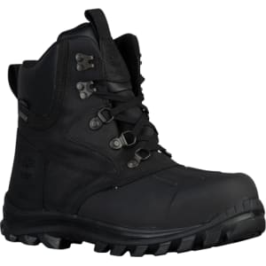 Timberland Chillberg Mid Shell Toe Boots Mens Black
