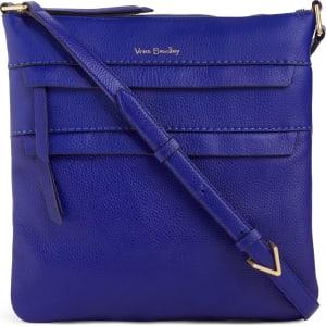 c141a648cedc Vera Bradley Mallory Triple Zip Hipster Women s Crossbody Bag in ...